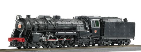 K class locomotives & the railways