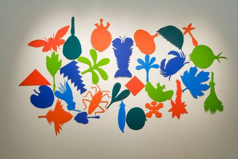 New Zealand artist Richard Killeen