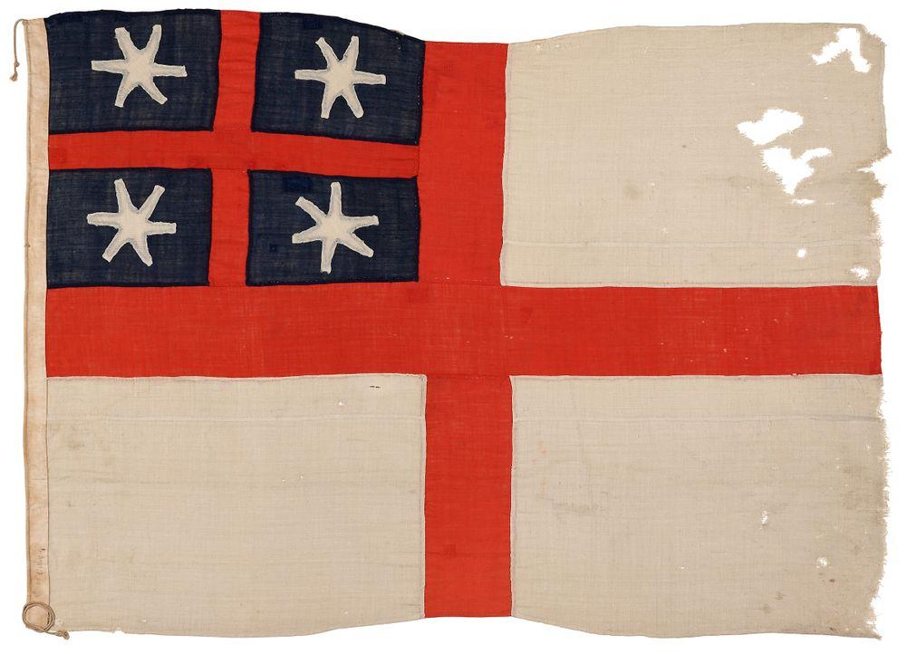 New Zealand Company United Tribes Flag