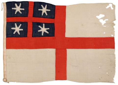 Tales from Te Papa Episode 32: NZ Company Flag
