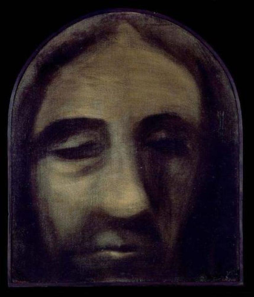 Fomison, Tony; Christ, 1976, 1976-0034-1