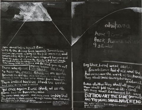 Colin McCahon: Four paintings