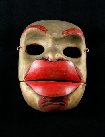 GH014095; Penasar Mask; 20th century; Unknown (image/jpeg)