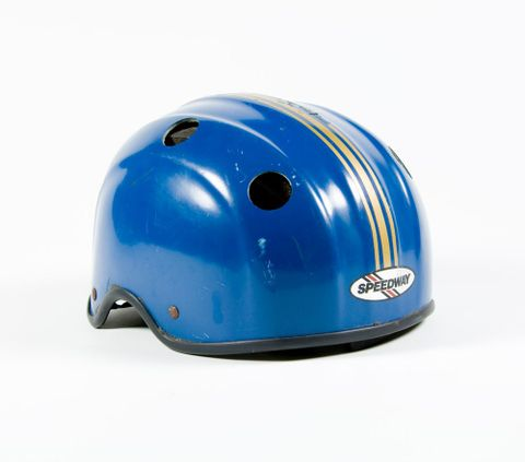 GH012029; Helmet; Circa 1981; Unknown (image/jpeg)