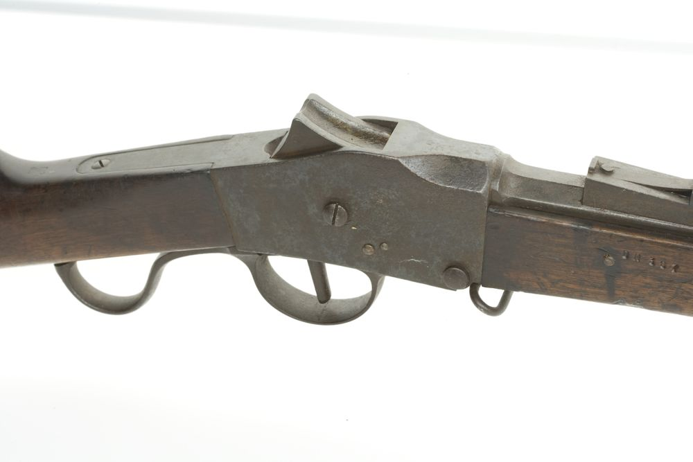 Rifle, breechloading, Portuguese Model 1885 Guedes single