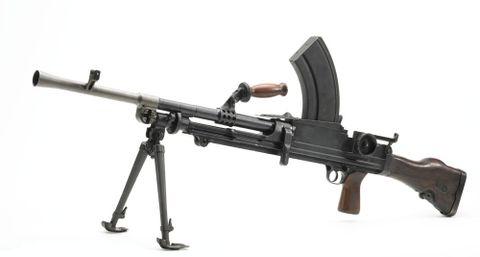 Light Machine Gun, Bren Mk 1m  | Collections Online - Museum of New