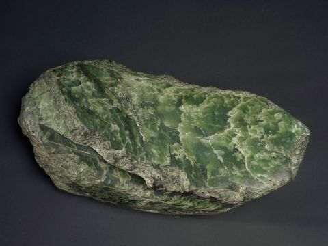 ME024004; Sawn Pounamu Boulder; Unknown ; view 2 (image/tiff)