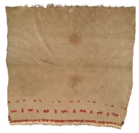 FE006238; `ie töga or kie hamoa (fine mat); 1800s; Unknown ; Recto (image/tiff)