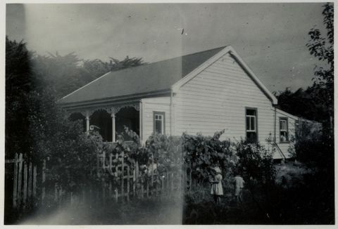 Baker farmhouse, Northland
