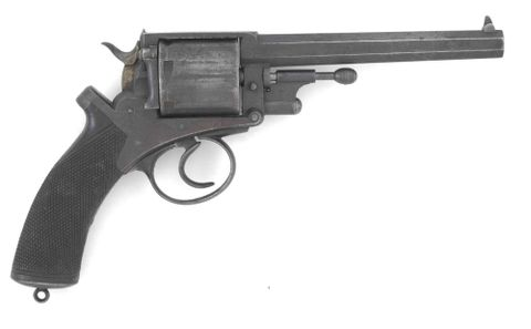 Revolver, Adams Mark III [ Model of 1872].