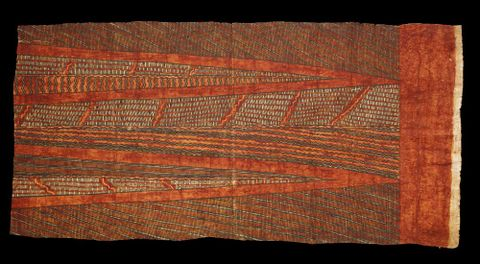FE001475/4; Kapa (tapa); 1770s; Hawaiian; Unknown (image/tiff)