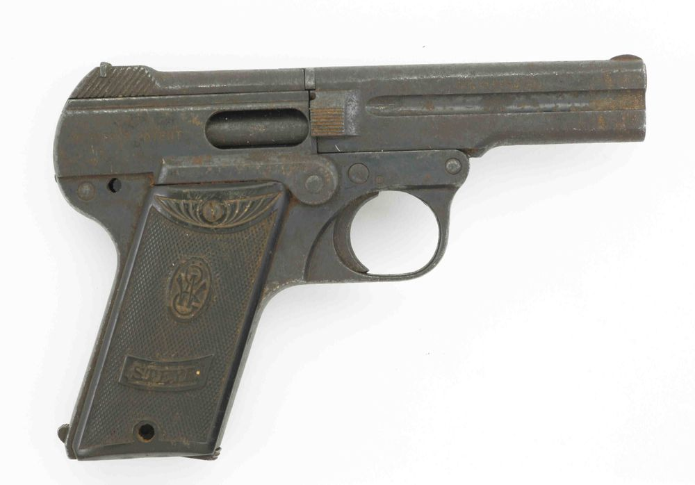 Semi-automatic pistol, Steyr    Collections Online - Museum