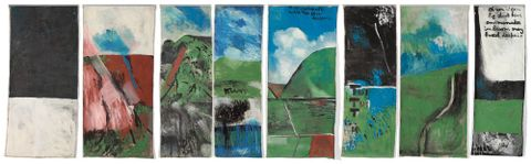"McCahon, Colin ""Northland Panels"" 1978-0009-1/A-H to H-H (image/tiff)"