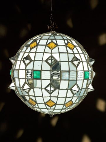 Mirror ball, World War II
