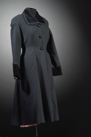 GH016188; Coat, woman's; 1950s; El Jay ; view 1 (image/tiff)