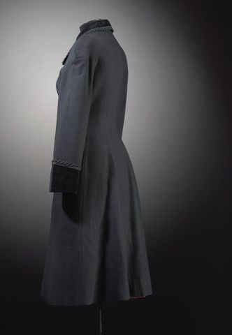 GH016188; Coat, woman's; 1950s; El Jay ; view 4 (image/tiff)