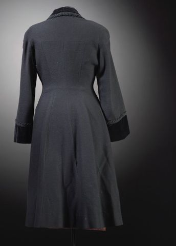 GH016188; Coat, woman's; 1950s; El Jay ; view 5 (image/tiff)