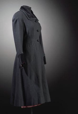 GH016188; Coat, woman's; 1950s; El Jay ; view 6 (image/tiff)
