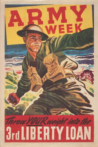 Second World War posters | Collections Online - Museum of New