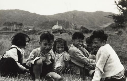 [Children of Pakanae, Northland]