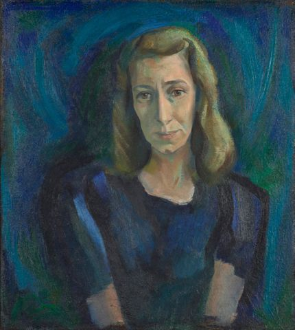 Portrait of Rita Angus
