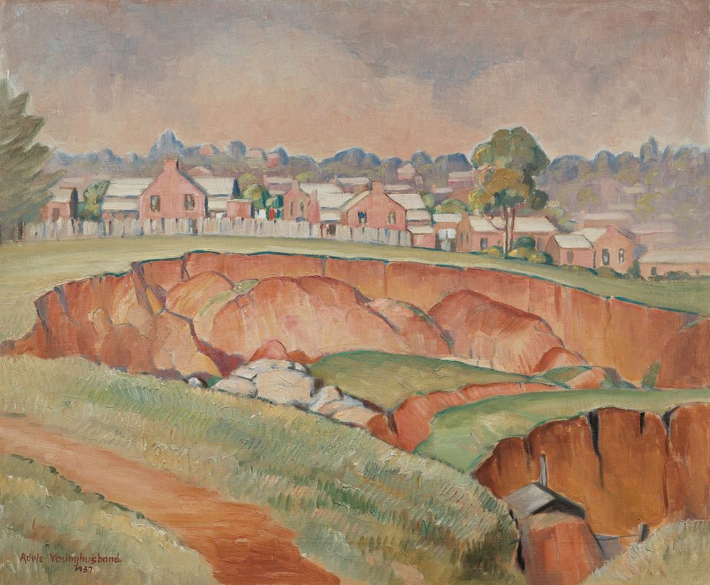 Townscape Collections Online Museum Of New Zealand Te Papa Tongarewa