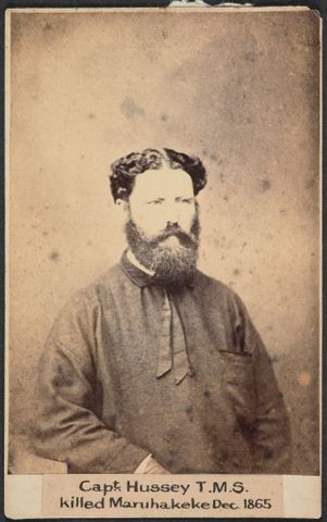O.013013; Hussey, Capt.; circa 1860; Unknown (image/tiff)