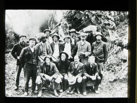Sub-Antarctic Expedition, Auckland Island
