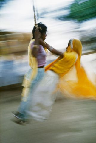 Jaipur, India. From the series: 'Monsoon'
