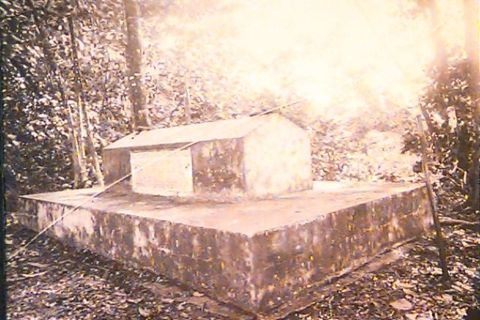 Tomb of Robert Louis Stevenson (Tusitula)
