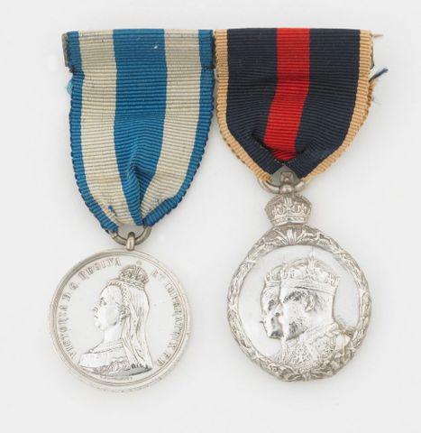 King Edward VII Coronation Medal, 1902.