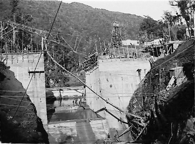 Mangahao Hydro-Electric scheme : 1929   Collections Online - Museum ...