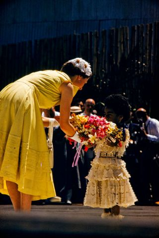 CT.045267; Fiji, Royal Tour:; 1953; Brake, Brian (image/tiff)