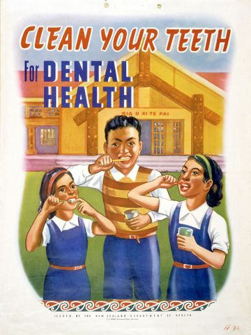 Dental health promotion