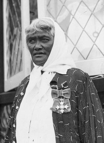 Te Kirihaehae Te Puea H&#275rangi