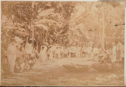 Cook Islanders. From the album: Cook Islands