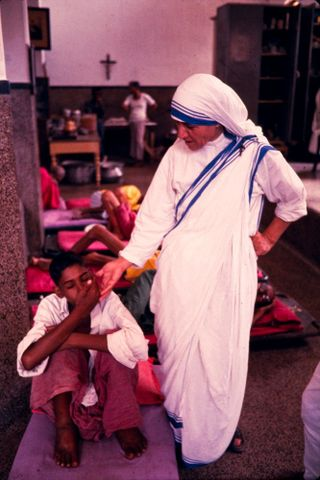 India Series: Mother Teresa