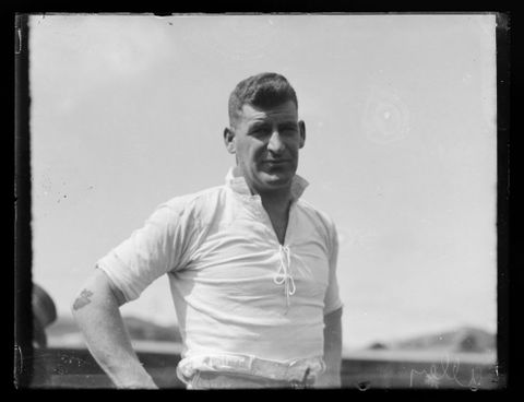 A.011345; All Black (New Zealand) touring team to South Africa; 1928; Unknown (image/tiff)