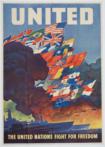 Poster, 'United'