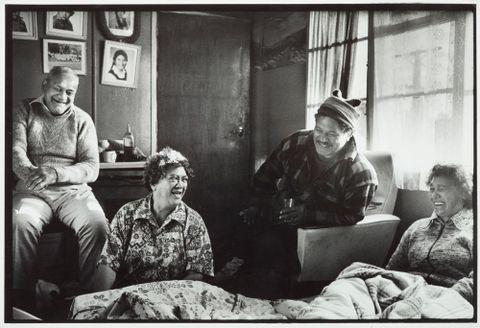 <EM>Paetawa, Taima, Moko and Tete, Ruatahuna</EM> by Terry O'Connor