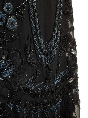 GH005702; Evening dress; mid to late 1920s; Unknown ; detail 1 (image/tiff)