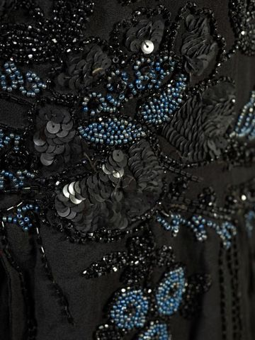 GH005702; Evening dress; mid to late 1920s; Unknown ; detail 2 (image/tiff)