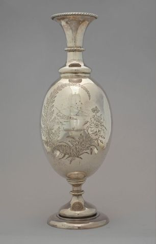 GH004302; Vase; circa 1870 - 1880; B Petersen and Co (image/tiff)