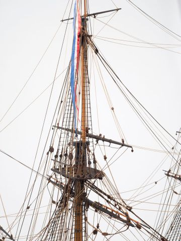 "NS000011; Model ,  1:24 scale, of His Majesty's Bark ""Endeavour"", 1769.; 1968; National Maritime Museum (image/tiff)"