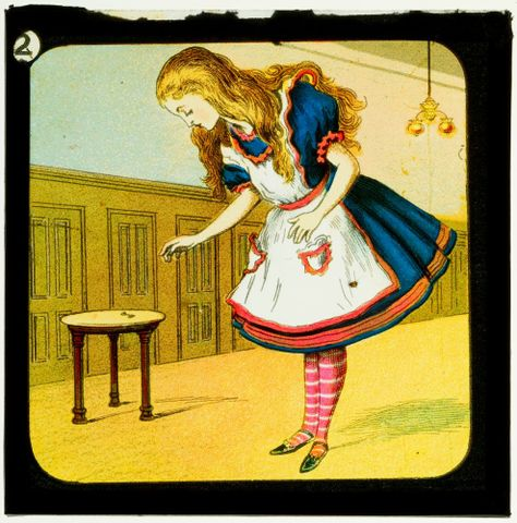 LS.007301; Alice in Wonderland; Unknown (image/tiff)