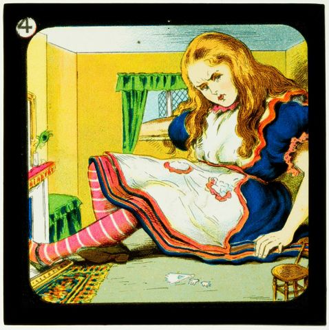 LS.007303; Alice in Wonderland; Unknown (image/tiff)