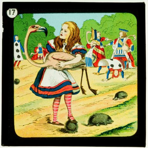 LS.007316; Alice in Wonderland; Unknown (image/tiff)