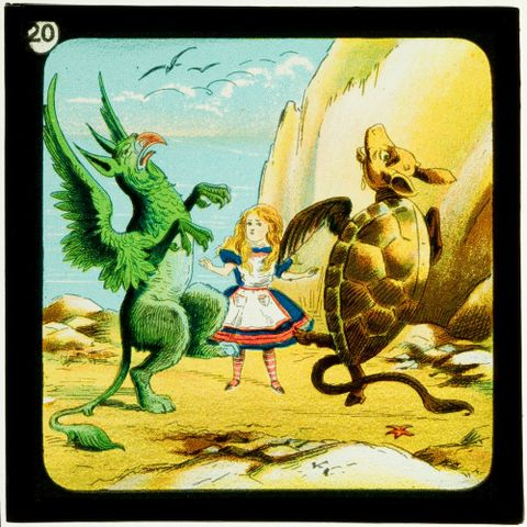 LS.007319; Alice in Wonderland; Unknown (image/tiff)