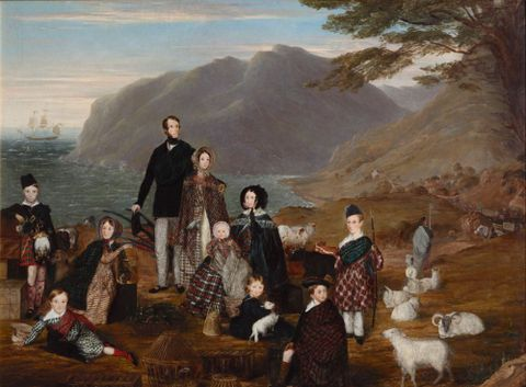 'The Emigrants' by William Allsworth