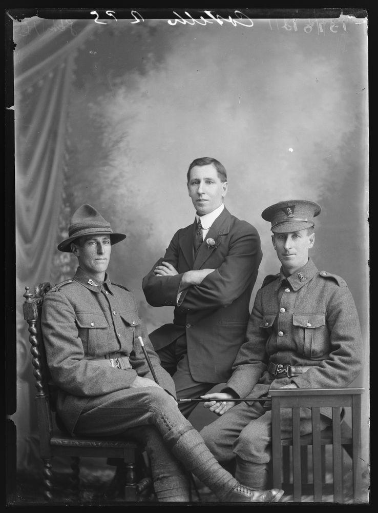 Herbert, William and Frederick Costello - Museum of New Zealand Te Papa Tongarewa